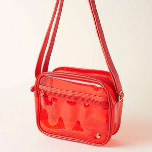 Stephanie Johnson camera crossbody bag